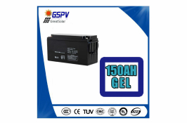 150AH 12V GEL SOLAR BATTERY